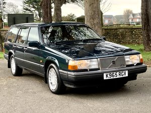Picture of 1992 VOLVO 960 3.0 24V AUTO ESTATE. GREEN. ONLY 80,000 MILES For Sale