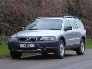 Volvo XC70 D5 4WD Auto 36,000 miles Volvo History x 16