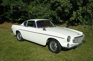 Picture of 1967 VOLVO P1800S WITH OVERDRIVE (The Saint) For Sale