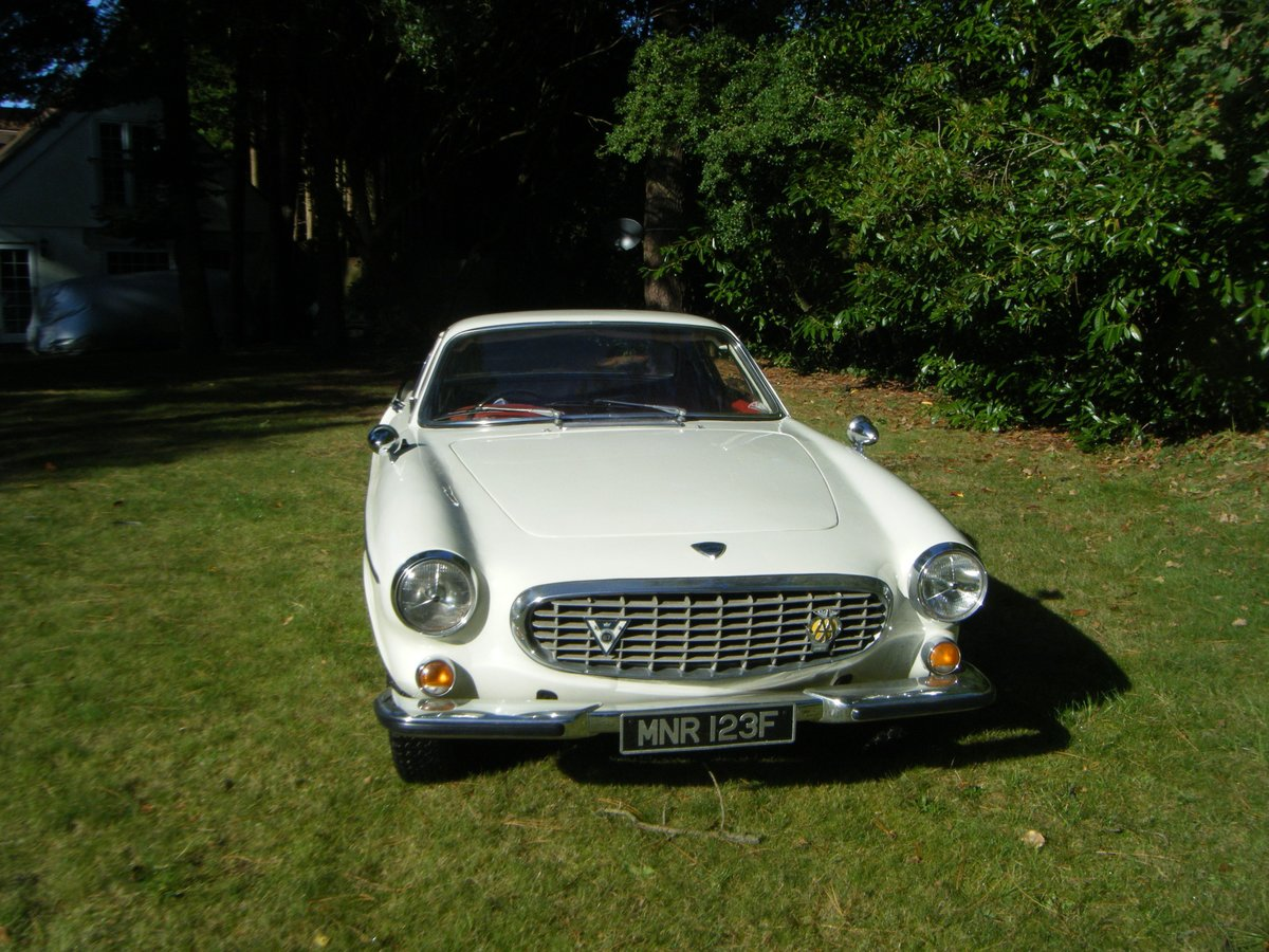 1967 VOLVO P1800S WITH OVERDRIVE (The Saint) For Sale (picture 4 of 12)
