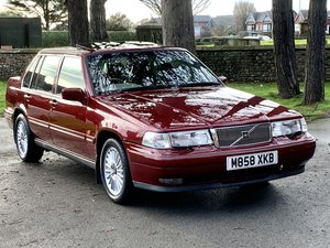 Picture of 1995 VOLVO 960 II 2.5 24V. ONLY 47,000 MILES FROM NEW For Sale