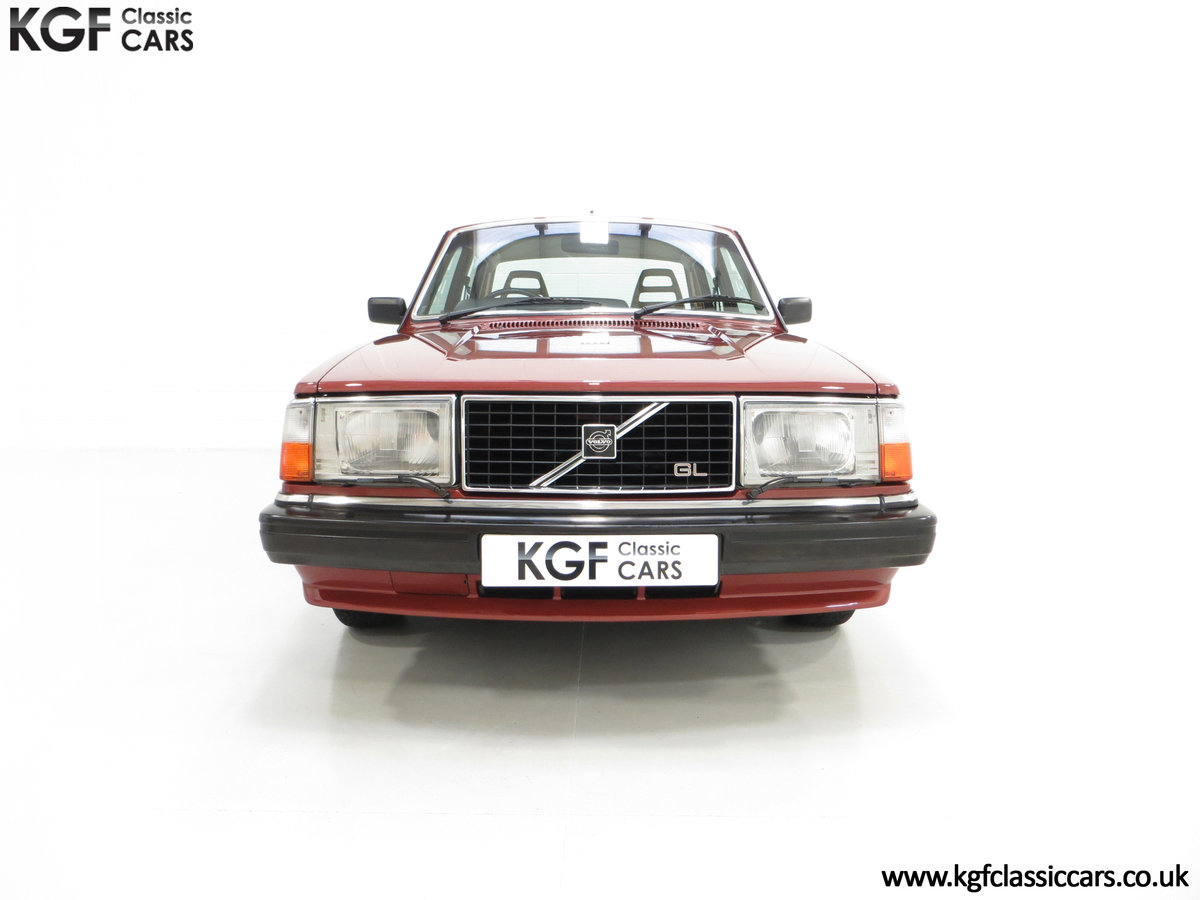 1982 An Incredible Volvo 244GL in Original Condition 41,135 Miles For Sale (picture 3 of 30)