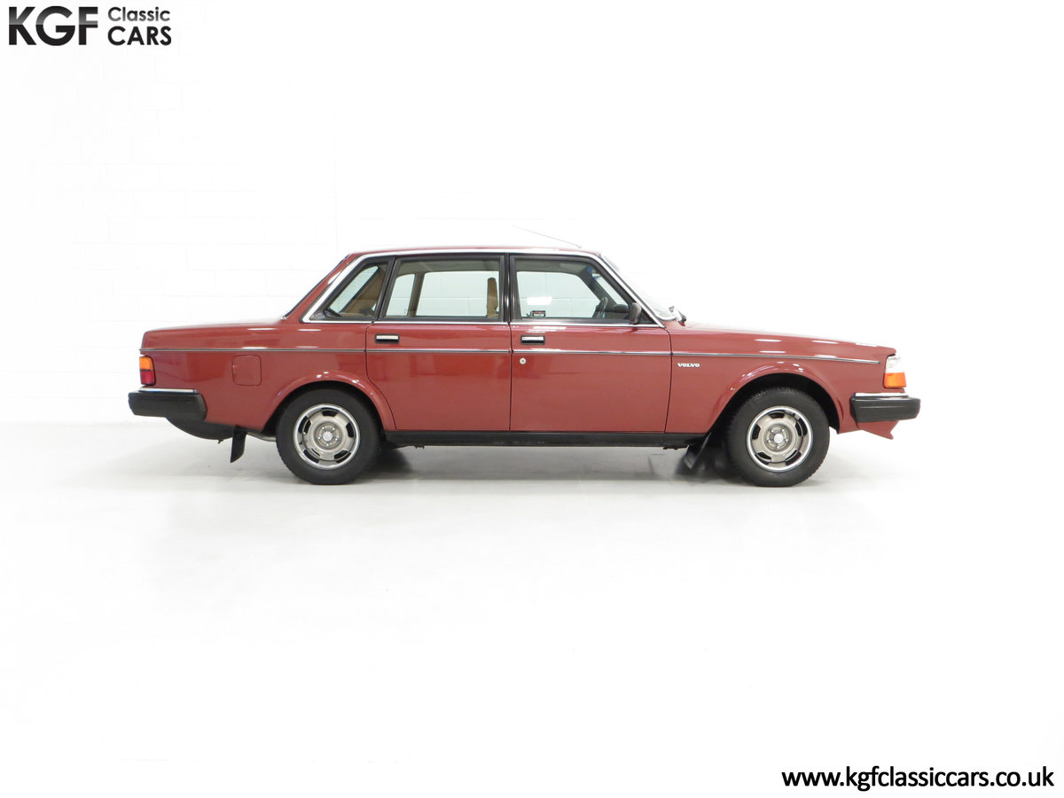 1982 An Incredible Volvo 244GL in Original Condition 41,135 Miles For Sale (picture 14 of 30)