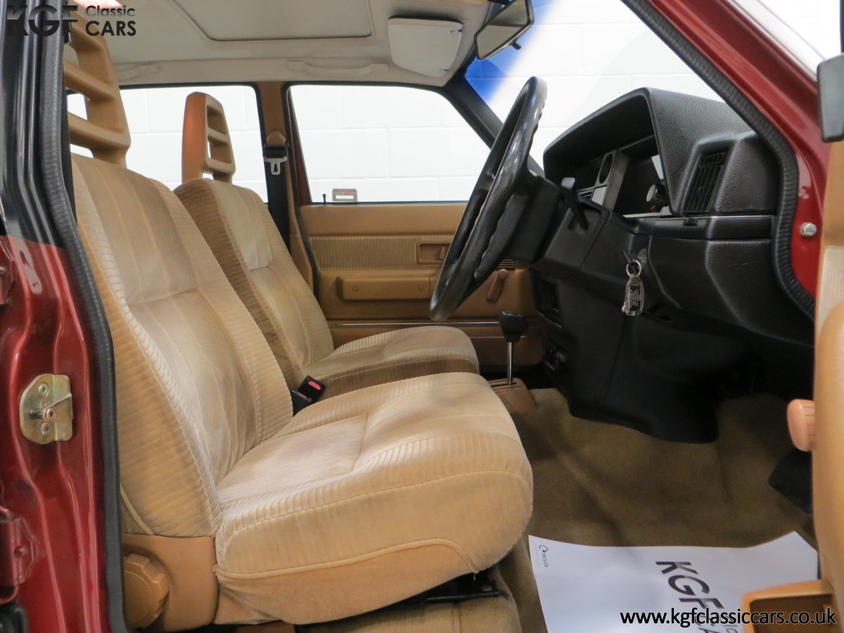 1982 An Incredible Volvo 244GL in Original Condition 41,135 Miles For Sale (picture 16 of 30)