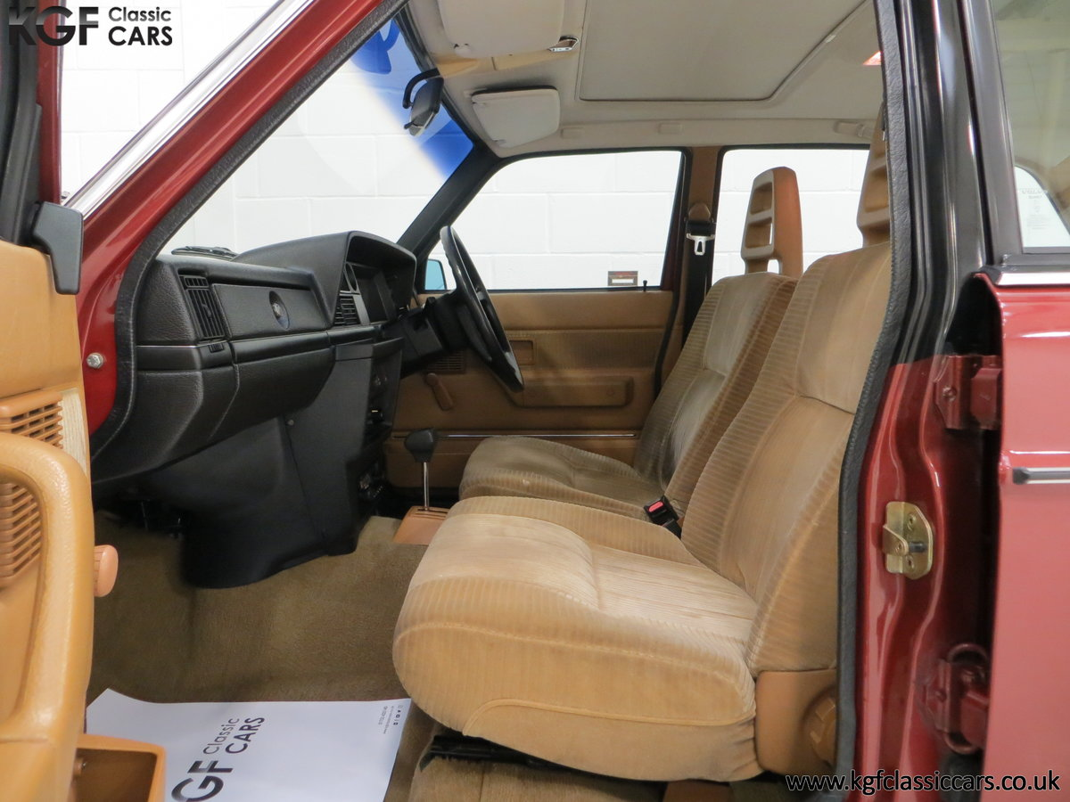 1982 An Incredible Volvo 244GL in Original Condition 41,135 Miles For Sale (picture 18 of 30)