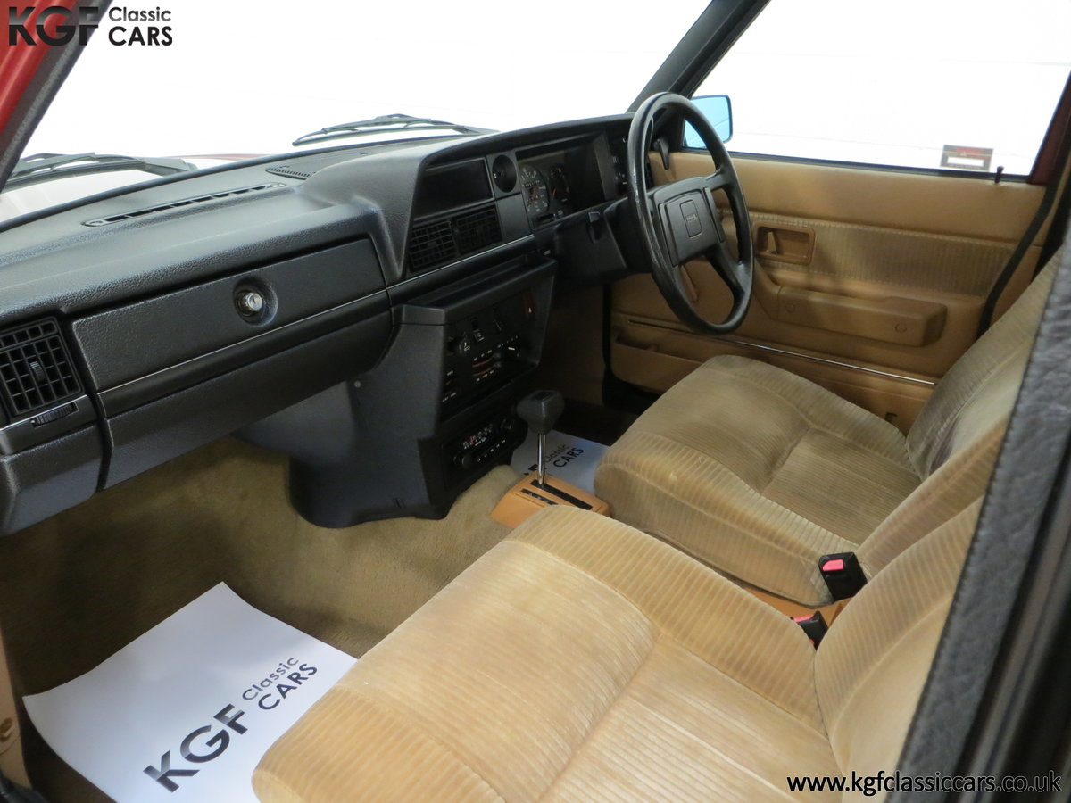 1982 An Incredible Volvo 244GL in Original Condition 41,135 Miles For Sale (picture 26 of 30)