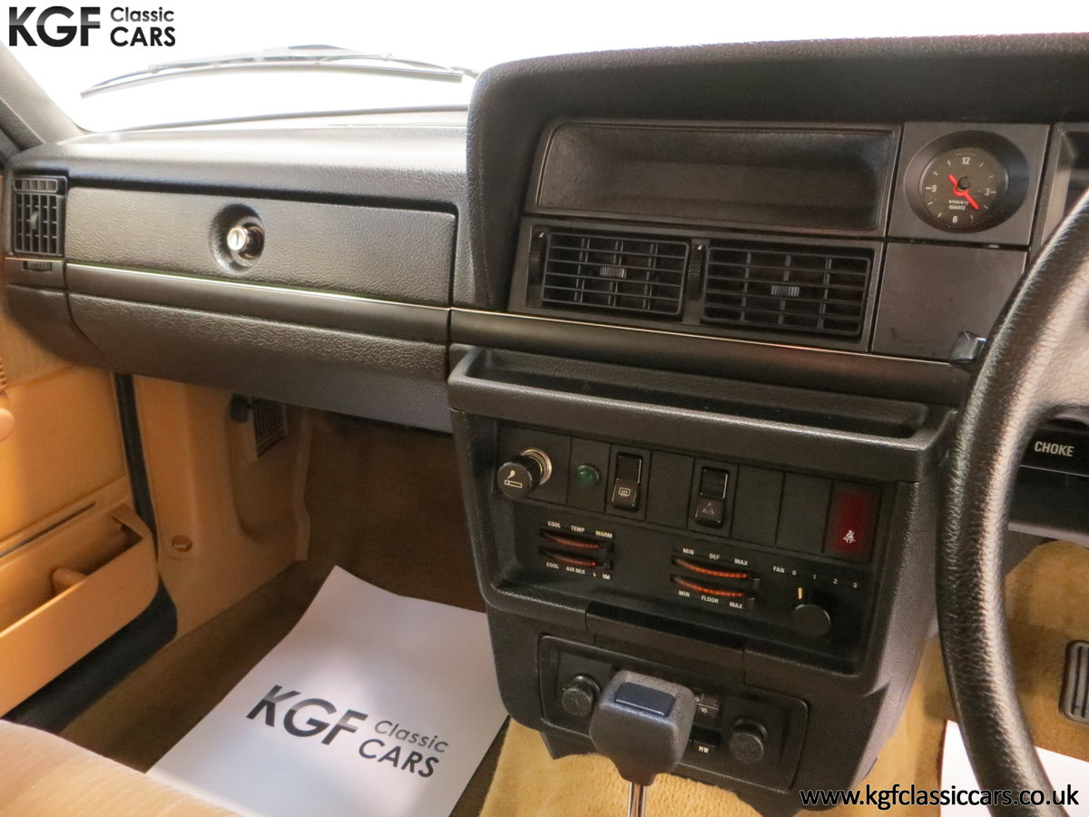 1982 An Incredible Volvo 244GL in Original Condition 41,135 Miles For Sale (picture 27 of 30)