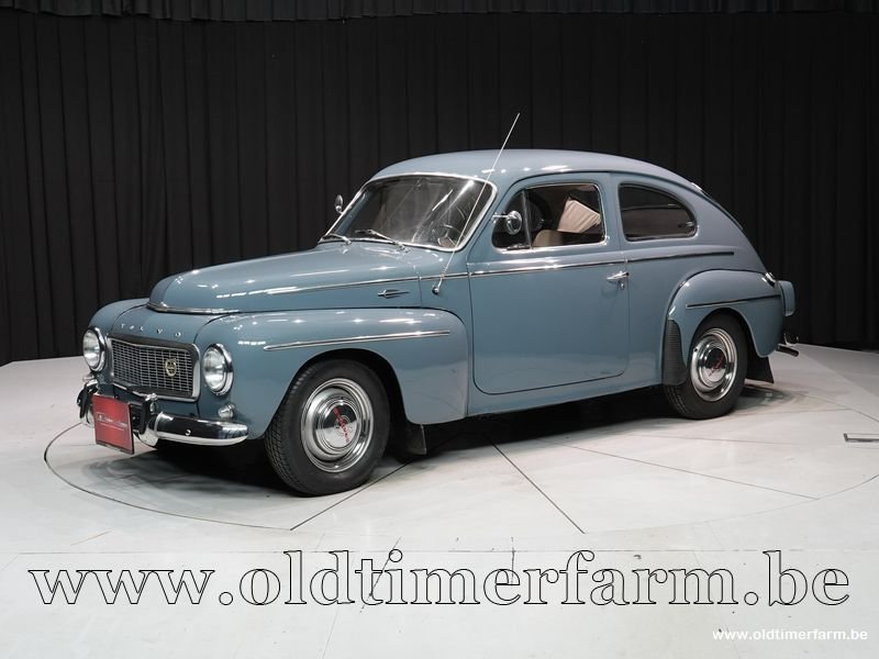1960 Volvo PV544 B16 '60 For Sale (picture 1 of 12)