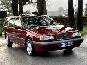 Picture of 1997 VOLVO 850 2.5 10V MANUAL ESTATE. ONLY 19,000 MILES For Sale
