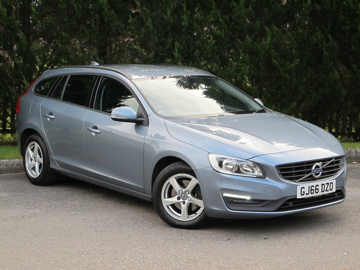 2016 Volvo V60 D2 Business Edition Automatic For Sale (picture 1 of 12)