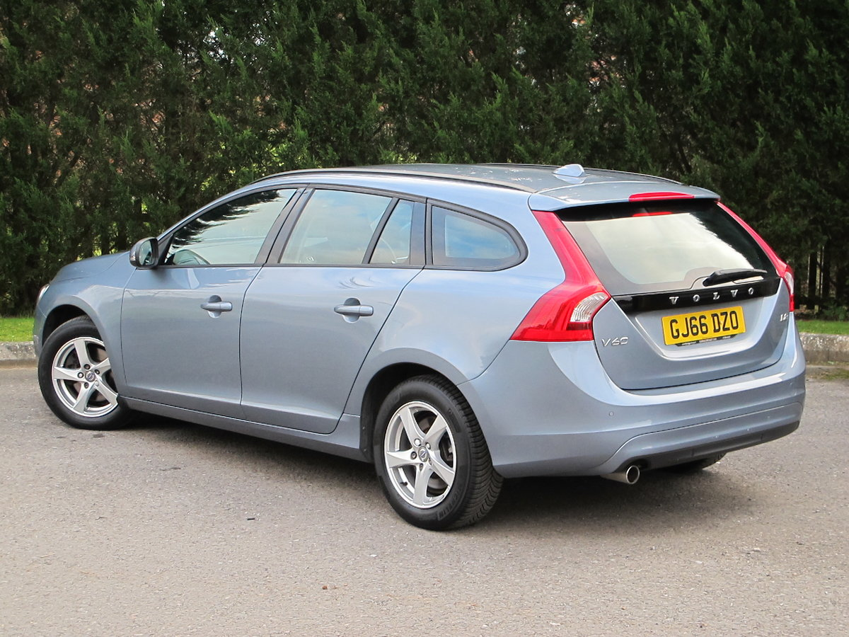2016 Volvo V60 D2 Business Edition Automatic For Sale (picture 2 of 12)