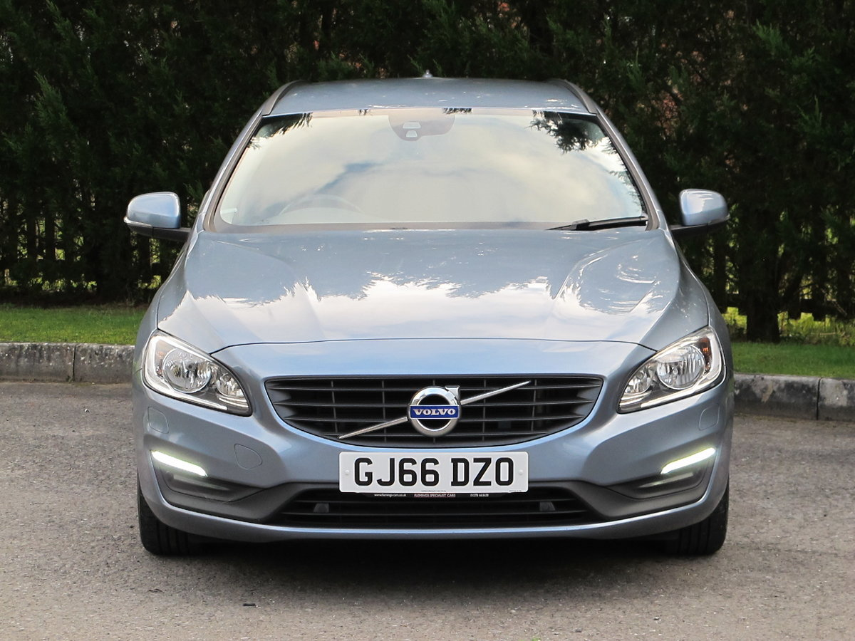 2016 Volvo V60 D2 Business Edition Automatic For Sale (picture 11 of 12)