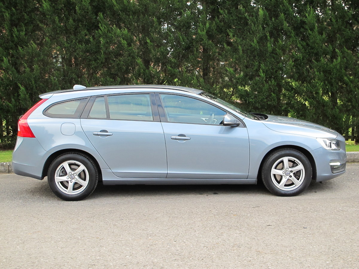 2016 Volvo V60 D2 Business Edition Automatic For Sale (picture 12 of 12)
