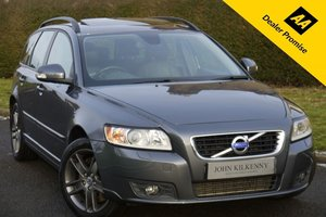 Picture of 2011 Volvo V50 2.0 D4 SE Geartronic **VERY RARE CAR** FULL VOLVO For Sale