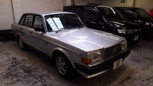 Picture of 1989 VOLVO 240 GL - RUST FREE JAPANESE IMPORT - UK REGISTERED For Sale