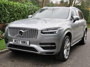Picture of VOLVO XC90 2.0 T8 2017/17 INSCRIPTION AWD HYBRID 1 OWNER SOLD