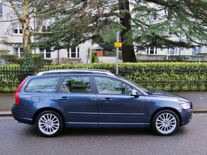 Picture of VOLVO V50 D3 AUTOMATIC 2011 For Sale