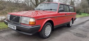 Picture of 1989 VOVLO 240 DL ESTATE ~ MOT 9/21 ~ 3 OWNERS ~ LOVELY COND For Sale