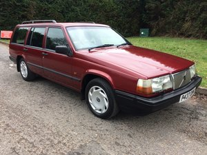 Picture of 1996 Volvo 940 Estate P Reg 2.3 LPT. For Sale