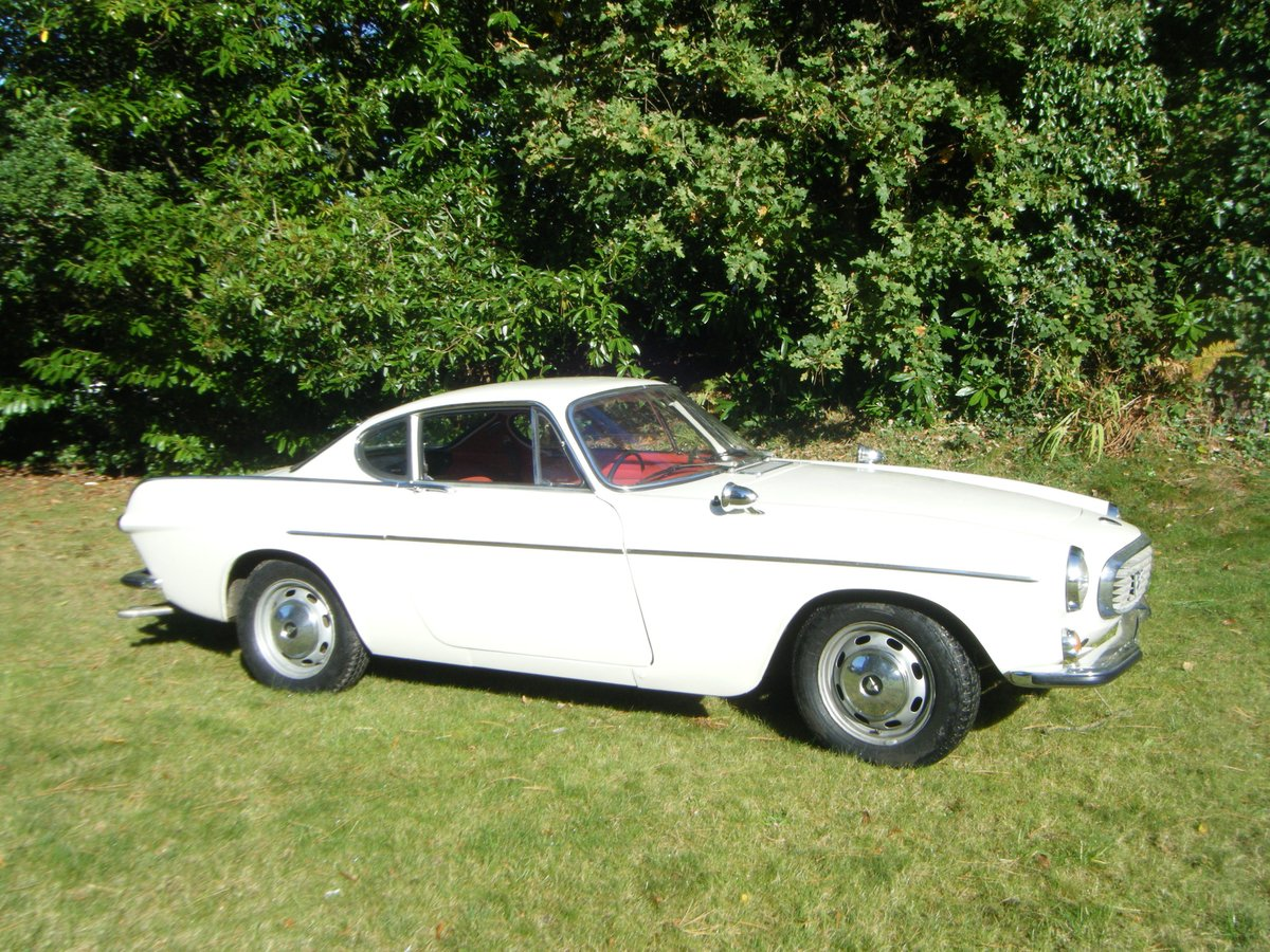 1967 VOLVO P1800S SPORTS COUPE with overdrive (the Saint) For Sale (picture 1 of 12)