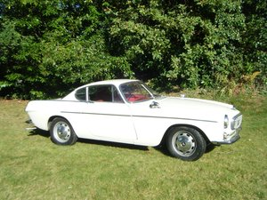 Picture of 1967 VOLVO P1800S SPORTS COUPE with overdrive (the Saint) For Sale