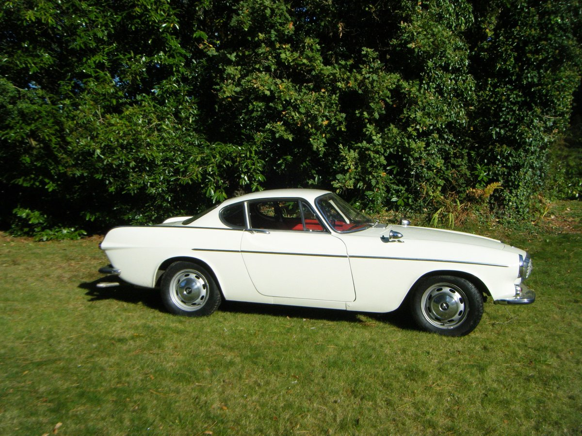 1967 VOLVO P1800S SPORTS COUPE with overdrive (the Saint) For Sale (picture 3 of 12)