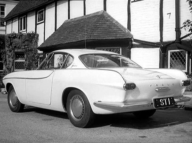 1967 VOLVO P1800S SPORTS COUPE with overdrive (the Saint) For Sale (picture 12 of 12)