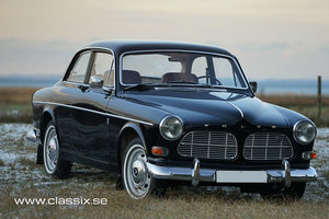 Picture of Volvo Amazon in black from 1966 For Sale