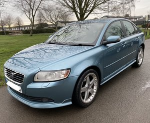 Picture of 2007 Volvo S40 Sport 2.0D 135BHP 6 Speed Manual Blue For Sale