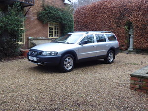 Picture of 2004 Volvo XC70 D5 4WD Auto 36,000 miles Full History SOLD
