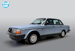 Picture of 1991 Volvo 240 GL Auto with just 41,200 miles and immaculate For Sale