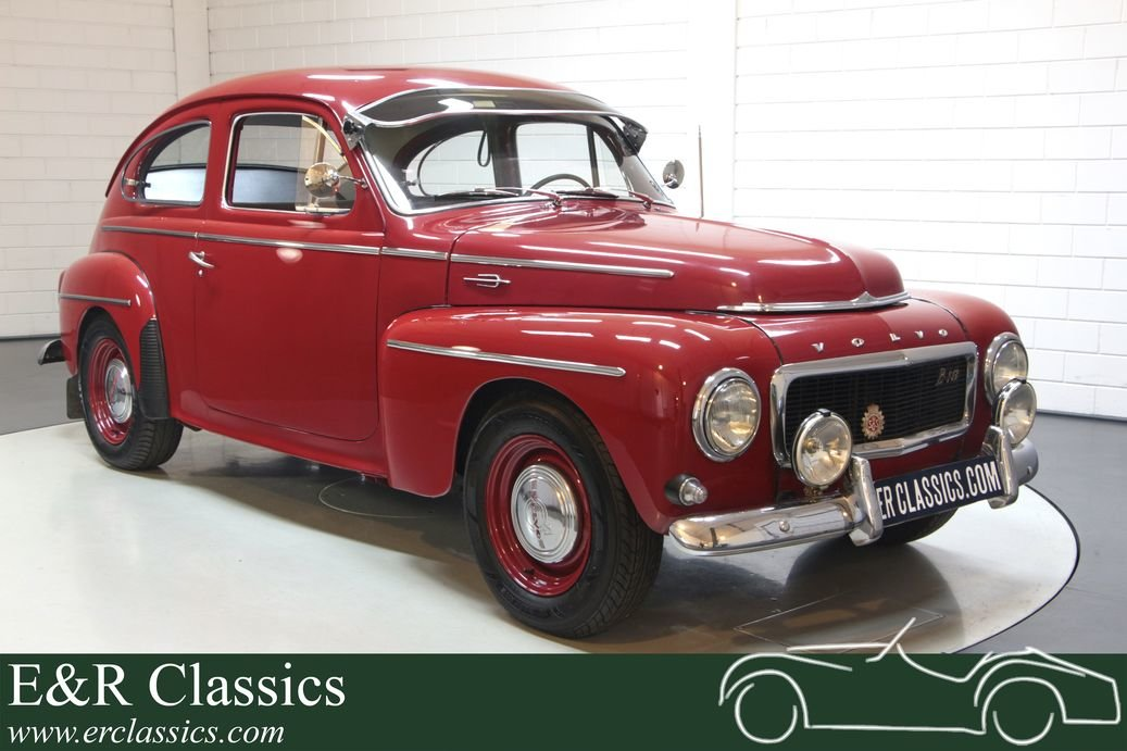 Volvo PV544 Sport | Good condition | 1961 For Sale (picture 1 of 12)