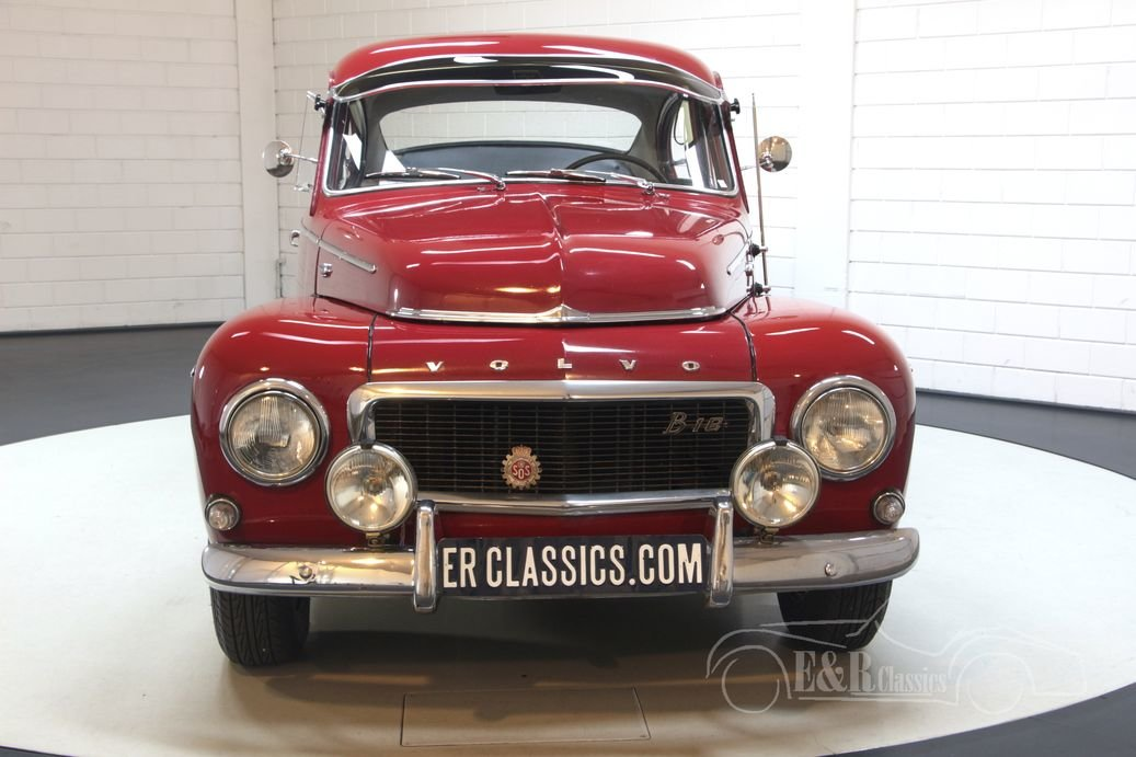 Volvo PV544 Sport | Good condition | 1961 For Sale (picture 4 of 12)
