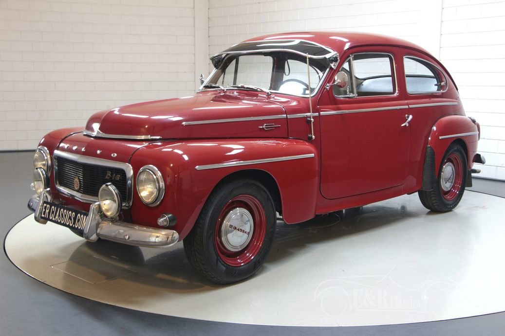 Volvo PV544 Sport | Good condition | 1961 For Sale (picture 5 of 12)