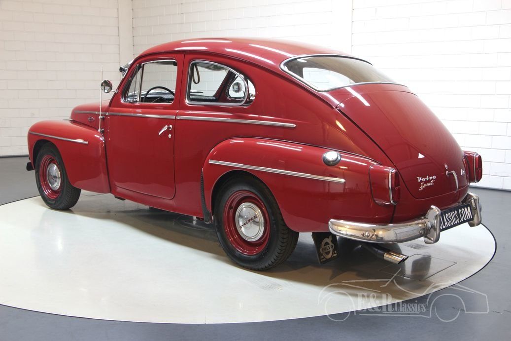 Volvo PV544 Sport | Good condition | 1961 For Sale (picture 6 of 12)