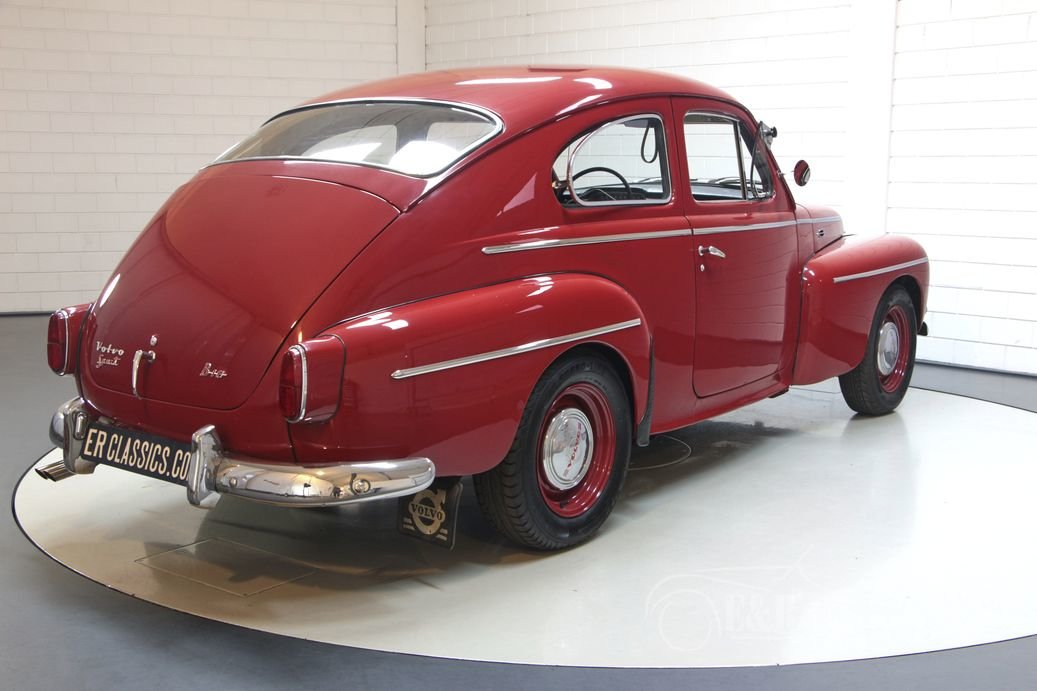 Volvo PV544 Sport | Good condition | 1961 For Sale (picture 7 of 12)