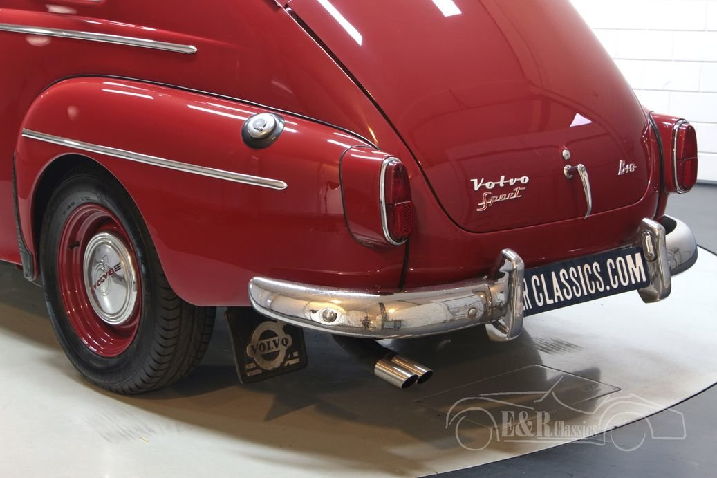 Volvo PV544 Sport | Good condition | 1961 For Sale (picture 8 of 12)