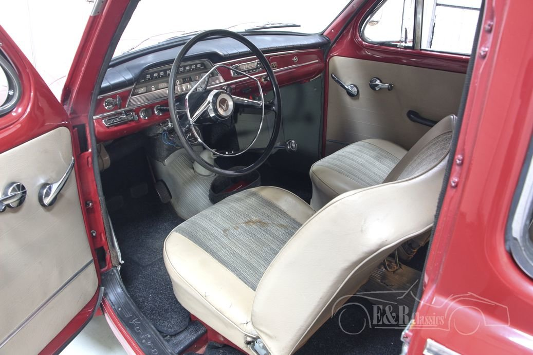 Volvo PV544 Sport | Good condition | 1961 For Sale (picture 9 of 12)