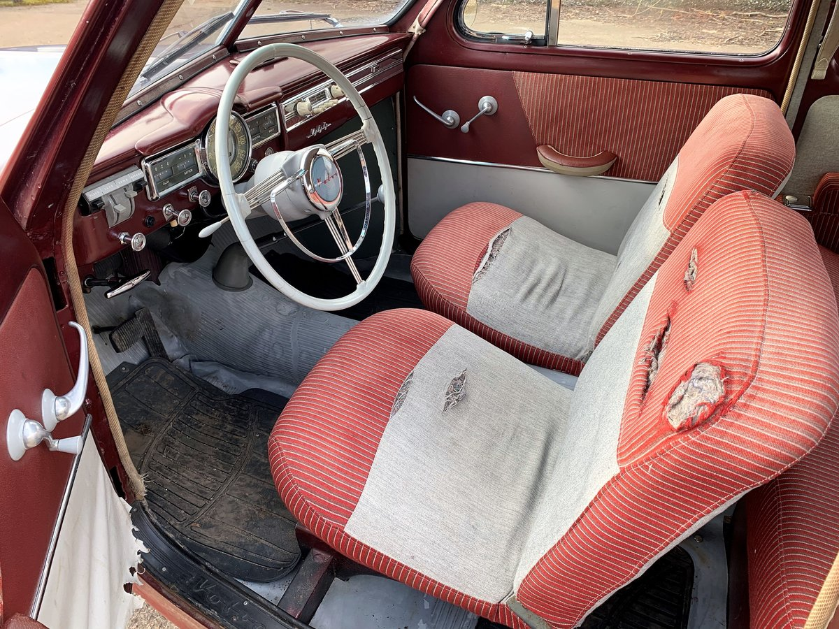1953 VOLVO PV 444 E - nice useable example and rather rare For Sale (picture 4 of 26)