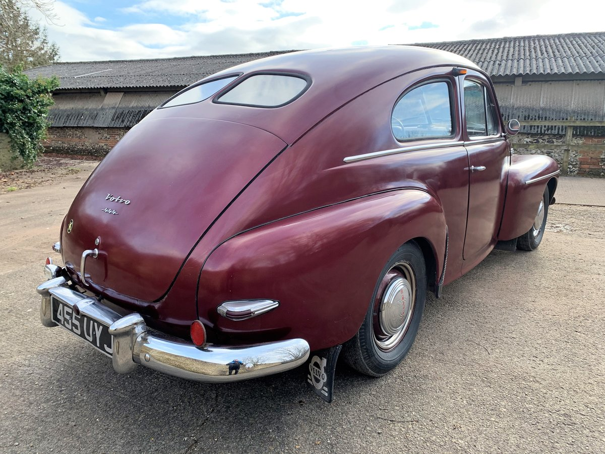 1953 VOLVO PV 444 E - nice useable example and rather rare For Sale (picture 6 of 26)