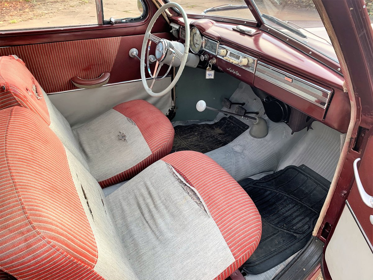1953 VOLVO PV 444 E - nice useable example and rather rare For Sale (picture 7 of 26)