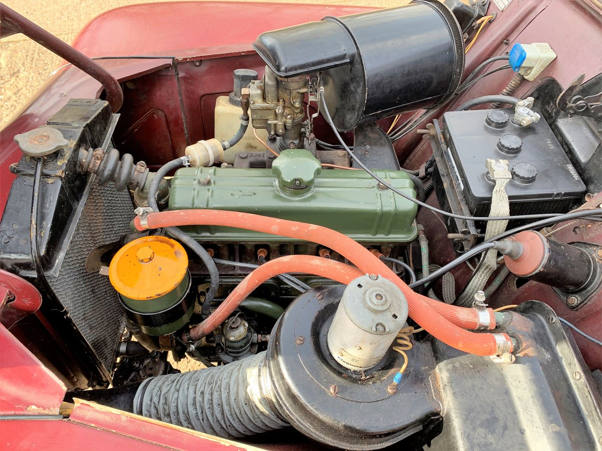 1953 VOLVO PV 444 E - nice useable example and rather rare For Sale (picture 9 of 26)