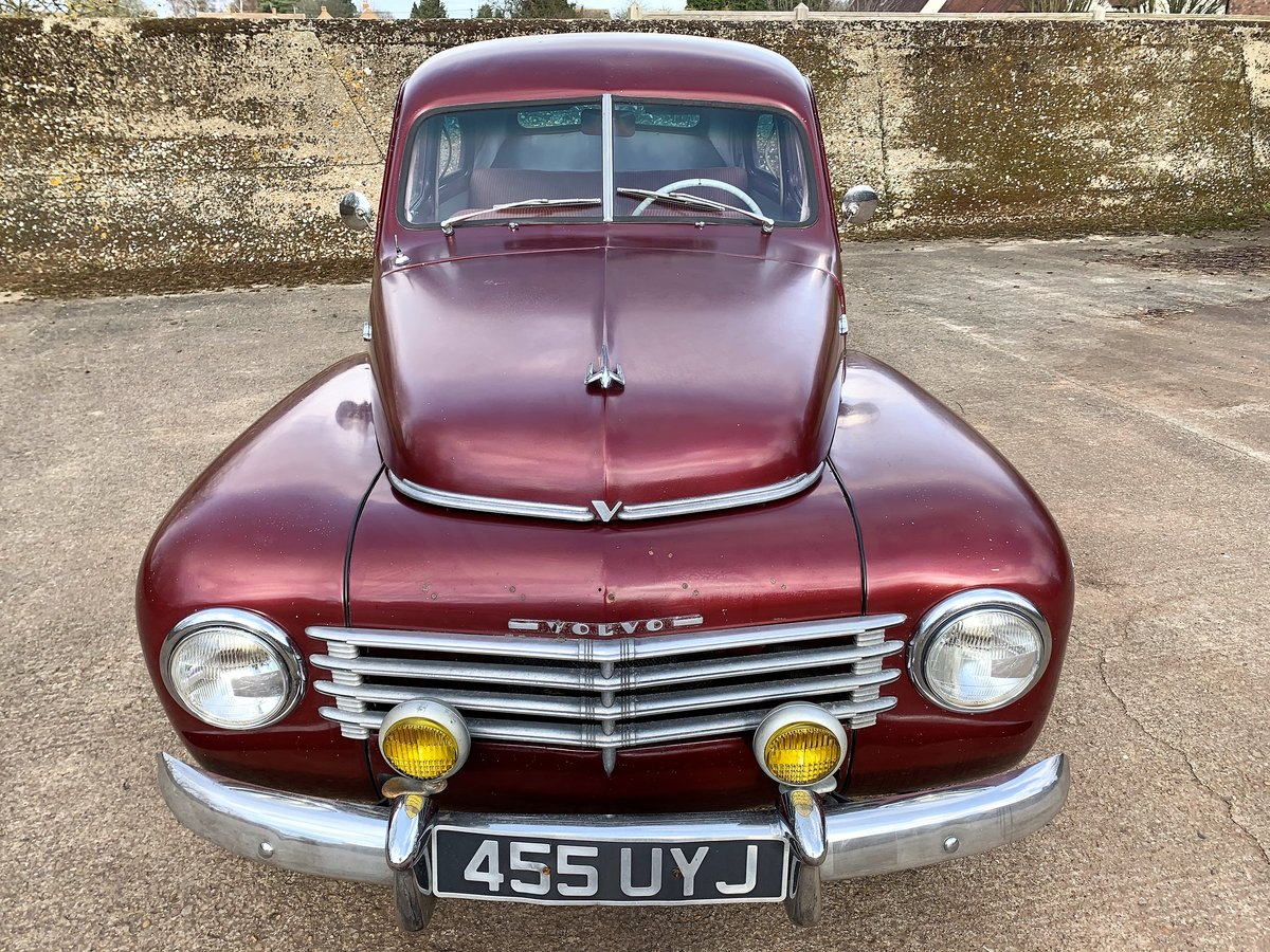 1953 VOLVO PV 444 E - nice useable example and rather rare For Sale (picture 12 of 26)