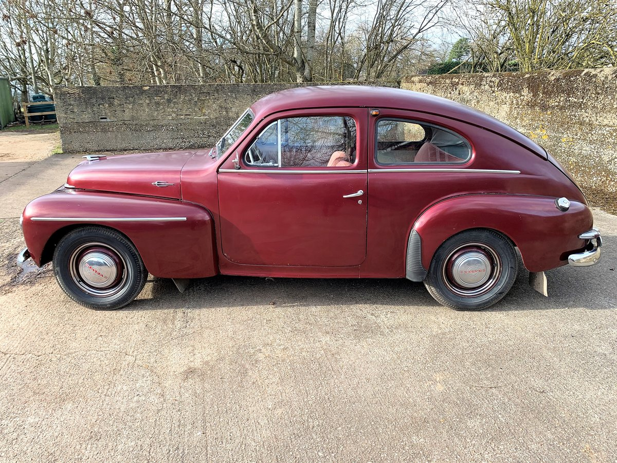 1953 VOLVO PV 444 E - nice useable example and rather rare For Sale (picture 14 of 26)