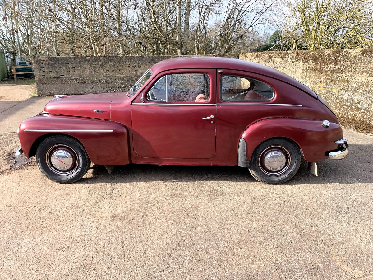 1953 VOLVO PV 444 E - nice useable example and rather rare For Sale (picture 18 of 26)