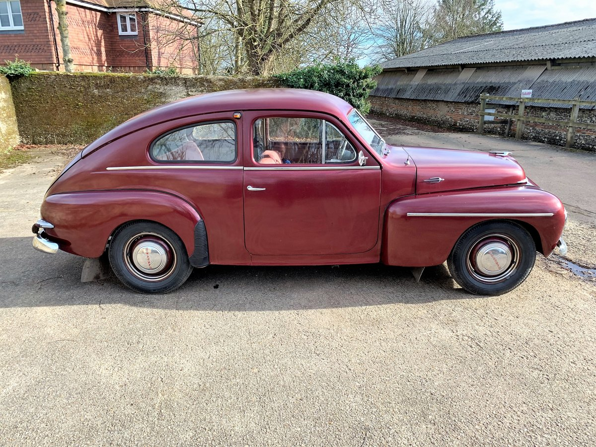 1953 VOLVO PV 444 E - nice useable example and rather rare For Sale (picture 19 of 26)