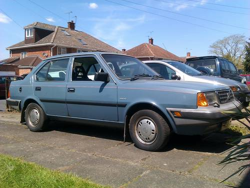 1988 Volvo 340 GL 1.7 Saloon SOLD (picture 1 of 6)