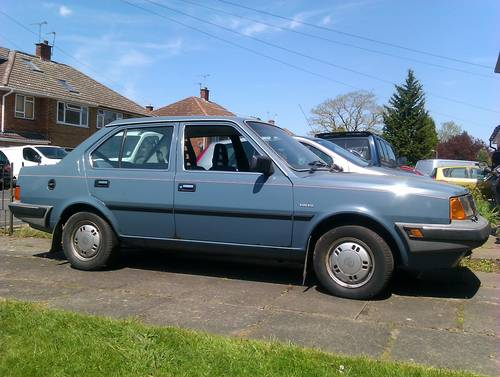 1988 Volvo 340 GL 1.7 Saloon SOLD (picture 2 of 6)