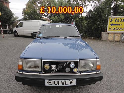 VOLVO 240GL SW 1988 RHD Auto Only 62000 mls  HAS TO GO...... For Sale (picture 3 of 6)