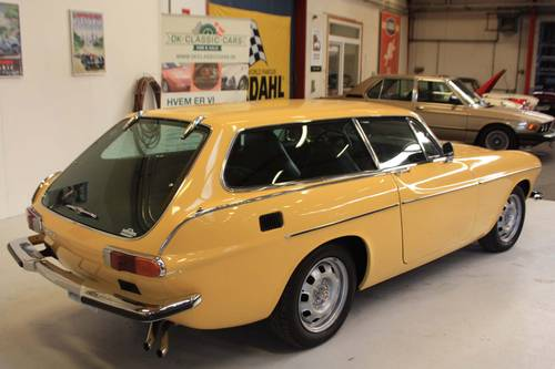 Just restored 1973 Volvo 1800ES - 3 owners from new SOLD (picture 3 of 6)